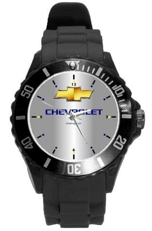 Chevrolet Silicone Watch
