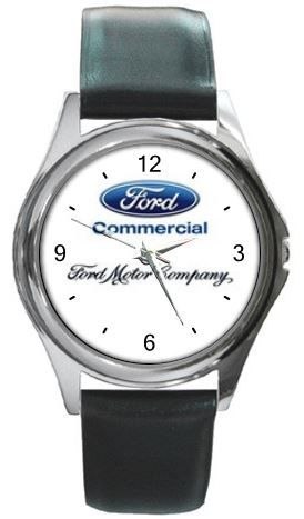 Ford Commercial Leather Watch