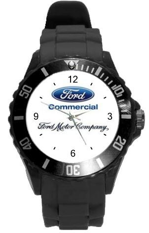 Ford Commercial Silicone Watch