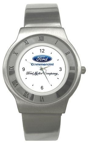Ford Commercial Logo Watch