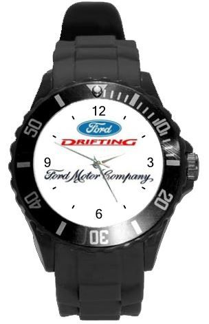Ford Drifting Silicone Watch